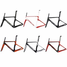 2016 New Full Carbon Frame Road Bike Frame 1K Weave size XXS/XS/S/M/L(China (Mainland))