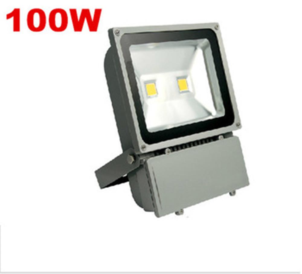 1pcs Led Reflector 100w Led Floodlight Outdoor Led Light