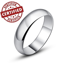 "(1 pieces /women) 100% Genuine Sterling silver 925 ,18k gold plated, promise female ring , ""Simple Love""(China (Mainland))"