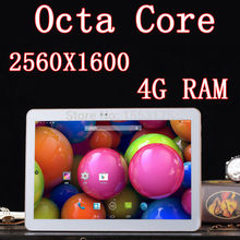 Tablet PC 32GB 11 inch 8 core Octa Cores 2560X1600 DDR 4GB ram 8.0MP 3G Dual sim card Wcdma+GSM Tablets PCS Android4.4 7 8 9