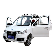SD-HZ-AD-Four wheel electric vehicle new energy vehicle oil and electric two purpose aged recreational vehicle(China (Mainland))