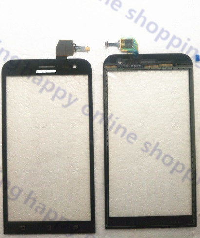 1PCS Black Touch Screen Digitizer For Asus ZenFone 2 Laser ZE500KL ME500KL digitizer touch screen display(China (Mainland))