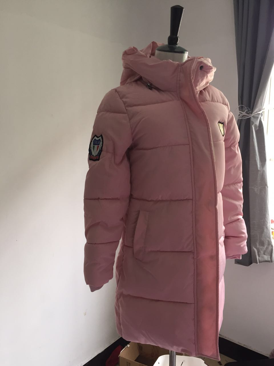 cotton house coats Picture - More Detailed Picture about 2016 Down