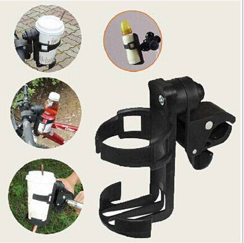 Baby Stroller Bottle Holder Mountain Bike Bicycle Cycling Plastic Drink Water Bottle Holder(China (Mainland))