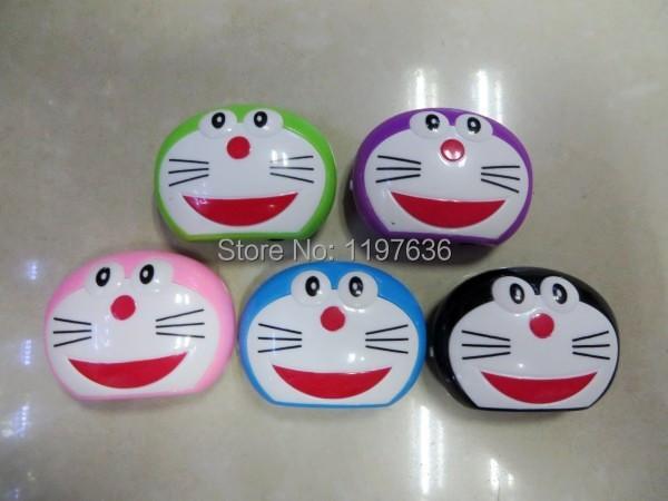Newest 10pcs Cartoon Doraemon MP3 Player+10pcs Doraemon earphone+10pcs usb cable free shipping(China (Mainland))
