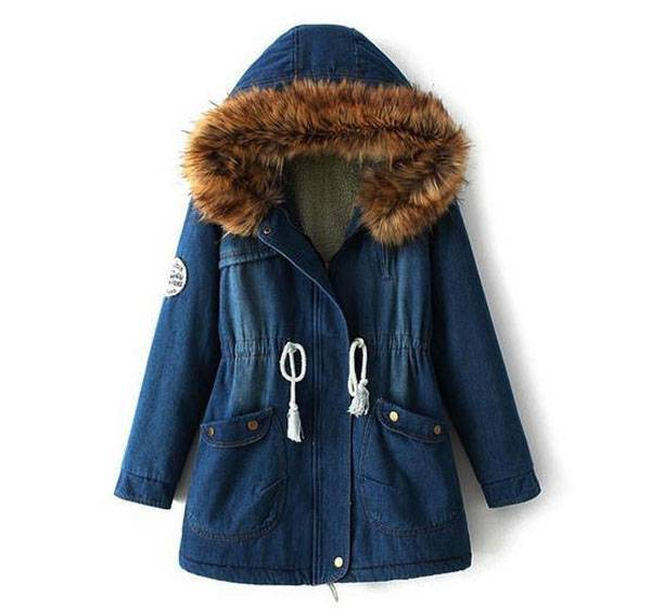 High Quality Ladies Fitted Denim Jacket-Buy Cheap Ladies Fitted