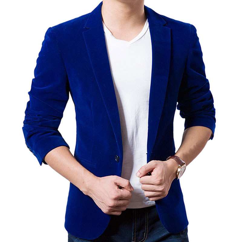 Royal Blue Blazer Mens | Traffic School Online
