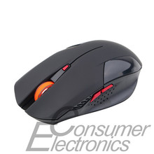1pc 2400DPI Wireless mouse 6 Buttons USB Optical Gaming Mouse computer(China (Mainland))