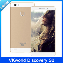 """Original VKworld Discovery S2 5.5"""" Android 5.1 OS Naked-eye 3D Smartphone MTK6735a Quad Core 1.5GHz RAM 2GB ROM 16GB FDD-LTE 4G"""