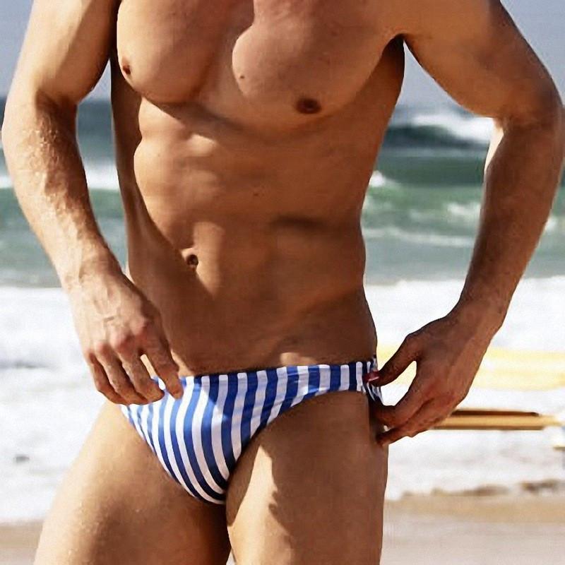 Sexy Men's Nylon Briefs SMALL SIZE Low Elasticity for Man Gay Boy Beach Swimwear Swimsuit Board Surfing Swim Swimming Wear