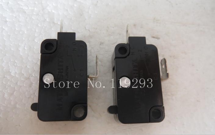 [BELLA]Original original MATSUSHITA AM380069 10A250VAC 2 foot micro switch normally closed--10PCS/LOT<br><br>Aliexpress