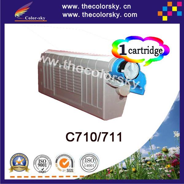 (CS-OC710) Color compatible toner printer cartridge for OKI 44318603 C-710 C-710DN C-710DTN C-710N (11k/11.5k pages)<br><br>Aliexpress
