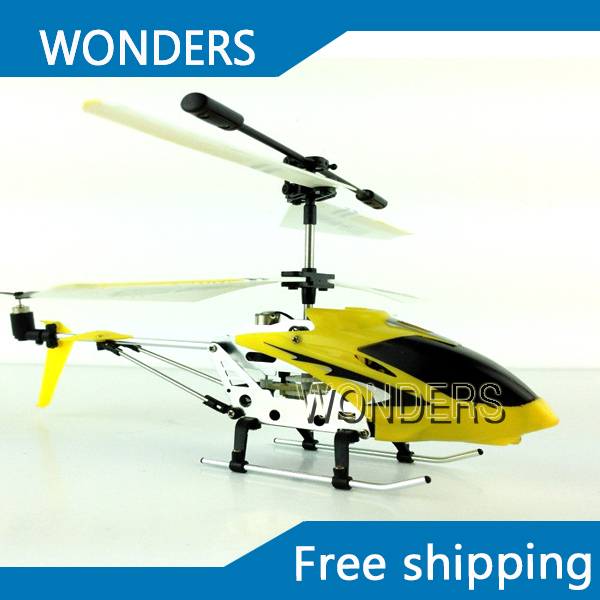 Best price, stablest 3 channel with Gyro RC Mini helicopter RTF Helicopter Built-in Gyro with Infrared helicopter(China (Mainland))