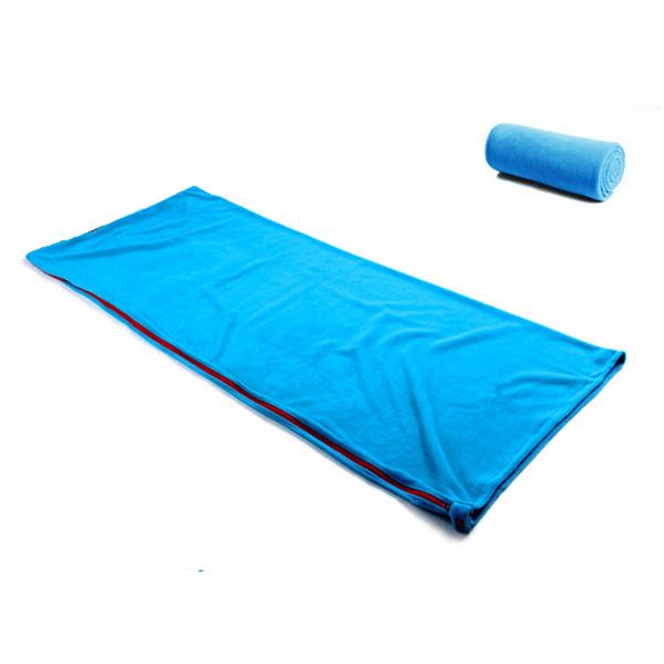 Autumn And Winter Sleeping Bag high Quality 2015 new Envelope Outdoor Fleece Sleeping Bag Ultra-light Sleeping Bag(China (Mainland))