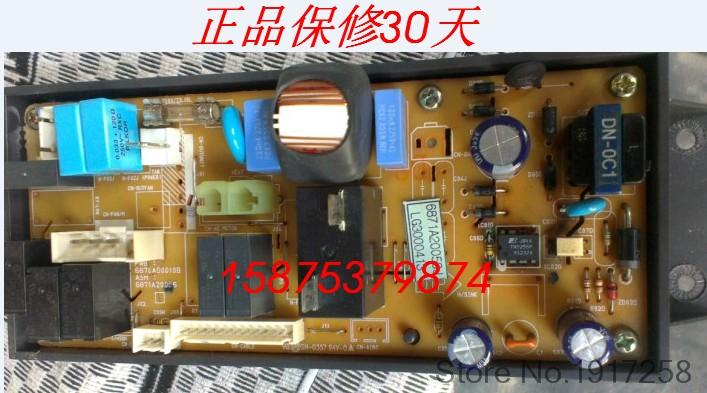 Фотография Board Guiji air conditioning Computer board inside the machine  CS-A180FW-1 CU-A180FW Used disassemble