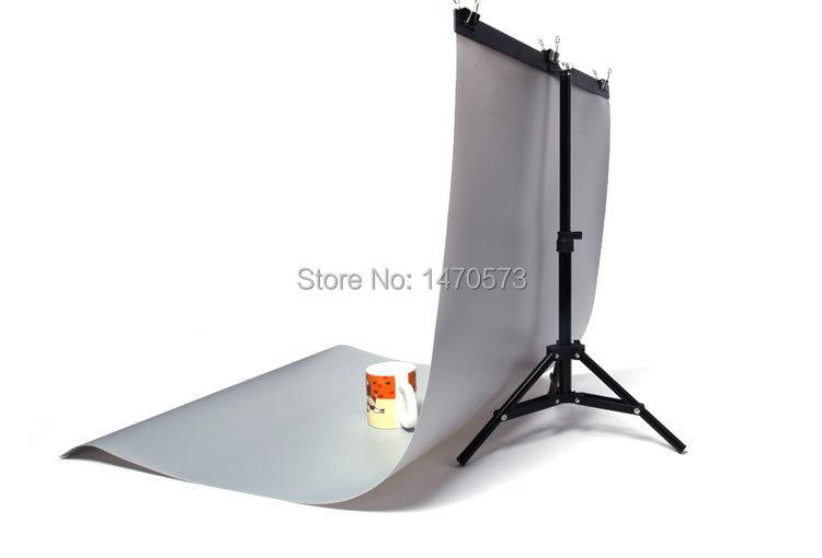Desktop Table Mini Light Stand Photography Photo Studio Stand 50*65cm(China (Mainland))