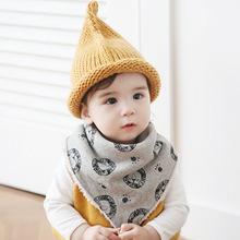 2016 Lions Pattern Tringle Baby Bibs Burp Cloths  Handig Schattig Baby Bibs Bandana Tela Algodon Kinder Kleidung Free Shipping!