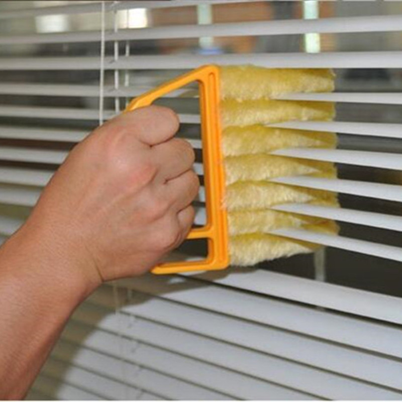 Useful Microfiber Window Cleaning Brush Air Conditioner