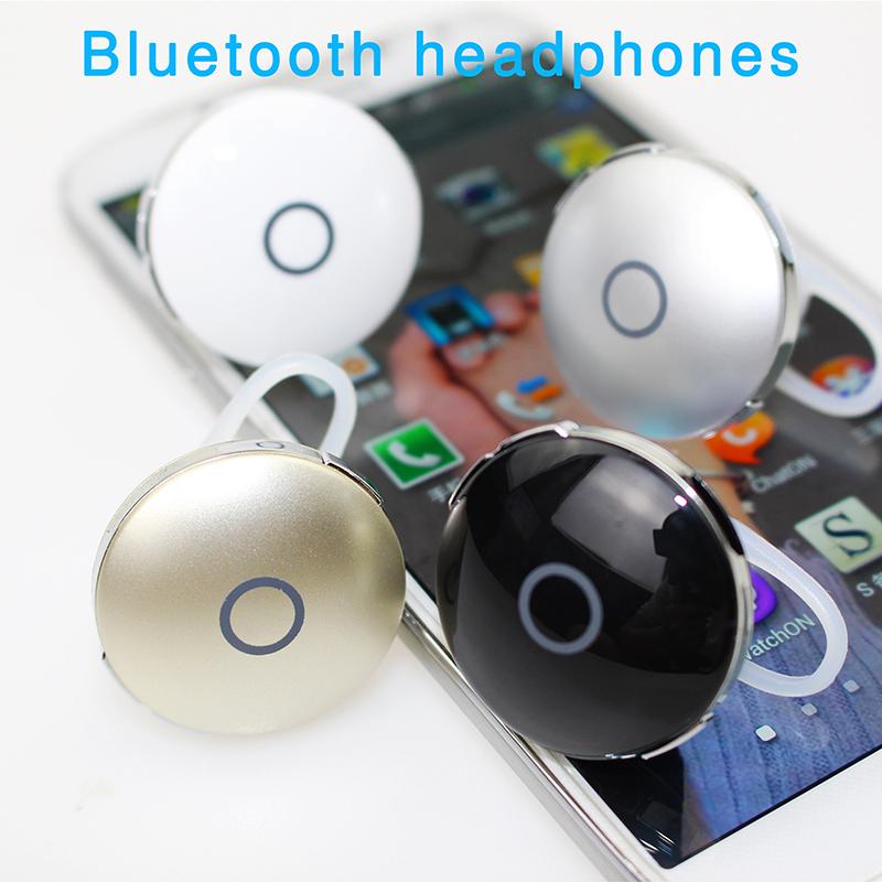 Mini Bluetooth Earphone Wireless Headphone With MIC Handfree Sport Ear Bud Mobile Phone MP3 Headset For iPhone 5 6 Plus Samsung<br><br>Aliexpress