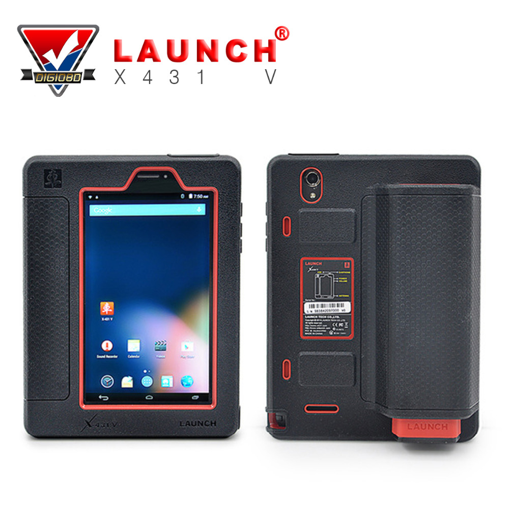 [Authorized Distributor] 100% Original Launch X431 V Wifi Global Version Full System Scanner Online Update(China (Mainland))
