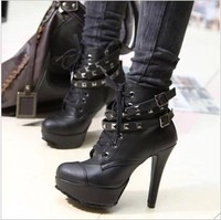 Женские ботинки 2015