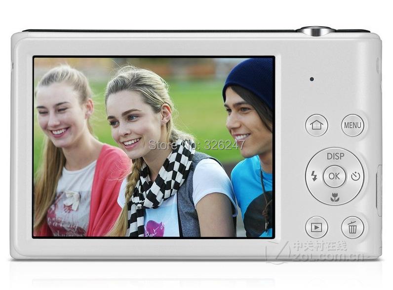 Wholesale high-end ST72 Digital Camera licensed authentic digital camera 16.6 million pixels(China (Mainland))