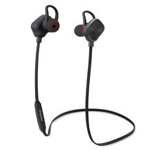 Mpow MBH26 Magneto Inalámbrica Bluetooth 4.1 Auriculares Deporte Sweatproof Apt-X Stero Del Auricular En La Oreja con Micrófono de Manos Libres de Llamadas(China (Mainland))