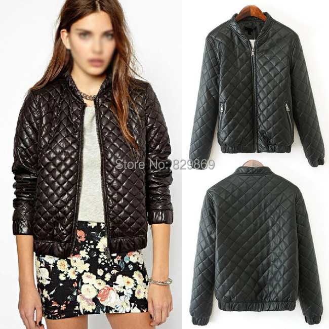Ladies Leather Bomber Jackets Sale | Outdoor Jacket
