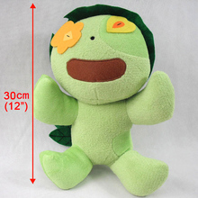 BLUE EXORCIST AO NO EXORIST GREEN MAN BIG PLUSH DOLL TOY FIGURE 12″ COSPLAY stuffed