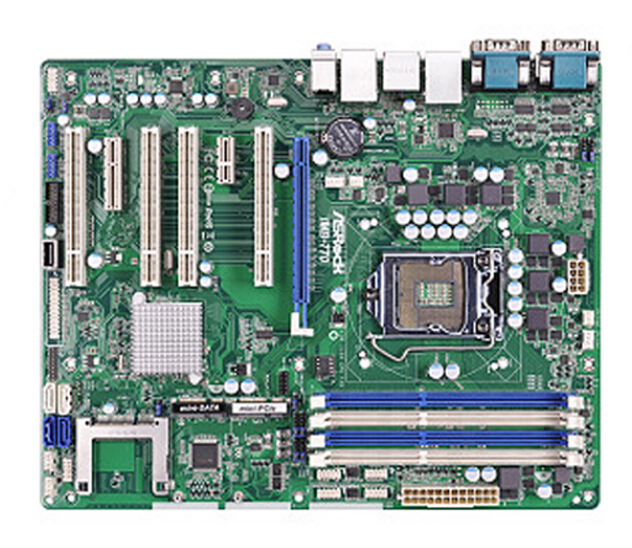 Buy Ipc Asrock Motherboards Imb 770 1155