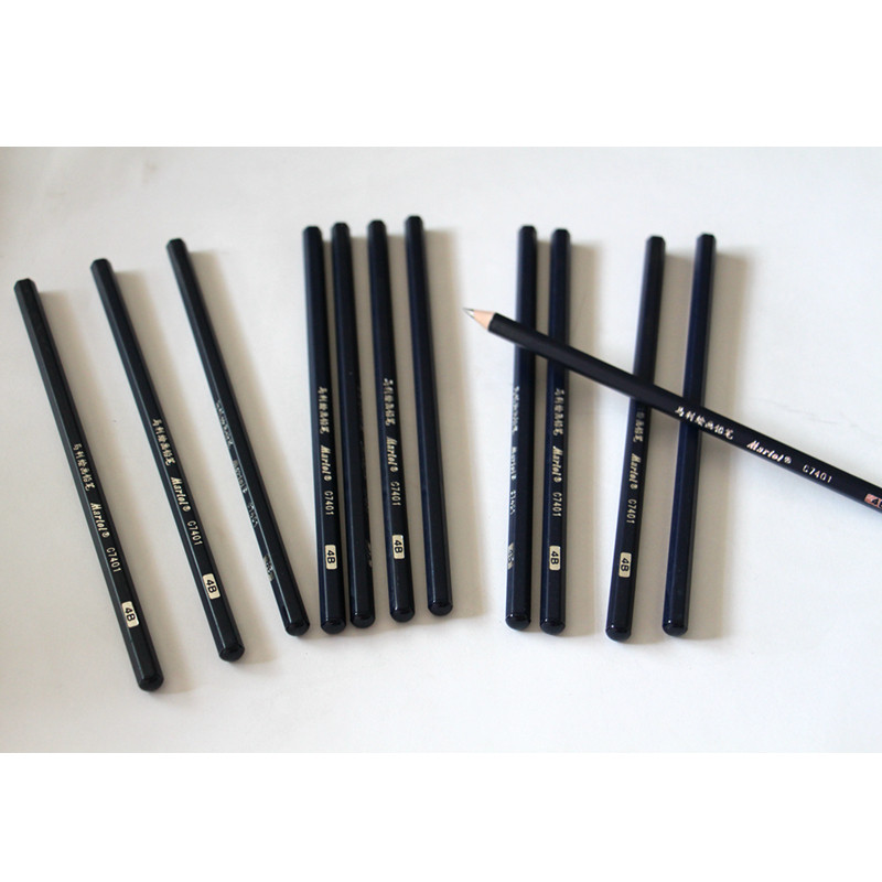 12pcs-Tattoo-Transfer-Stencil-Drawing-Pencil-4B-For-Tattoo-Transfer-Paper-Supply (1)
