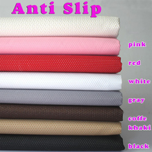 """Antislip Vinyl Non Slip Fabric Rubber  Non-Skid Rubber Treated Fabric  Solid Colors 58"""" wide Sold By The Yard  Free shipping(China (Mainland))"""