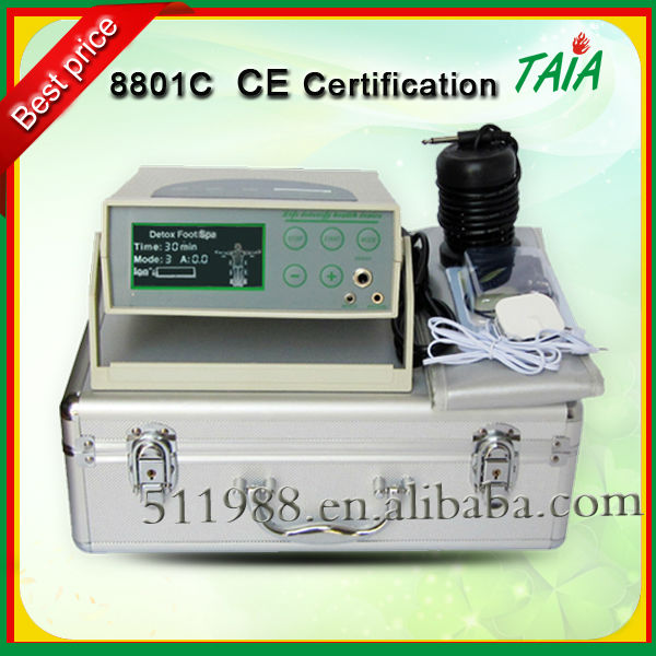 Taia Single Reflexology Foot Detox Machine Ionic Foot Spa