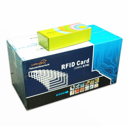 Writable Rewrite 125KHz  Proximity RFID Thick RF Card with T5567/T5577/T5557  For RFID Writer Copier duplicator Clone erasable