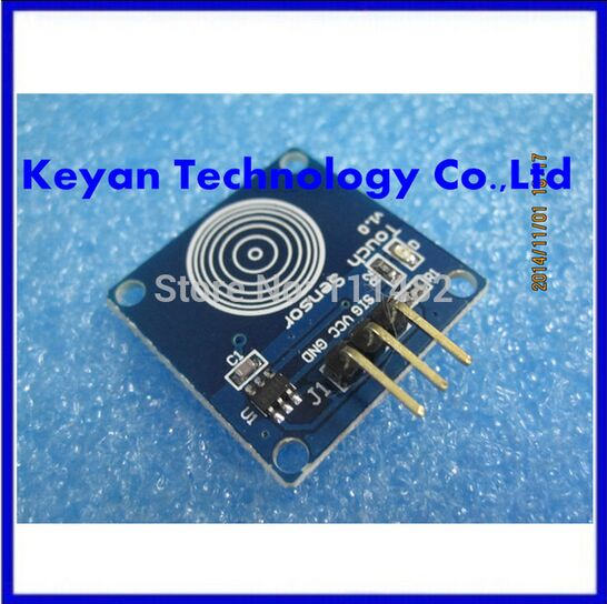 Hot Sale TTP223B Digital Touch Sensor Capacitive Touch Switch Module DIY Wholesale(China (Mainland))