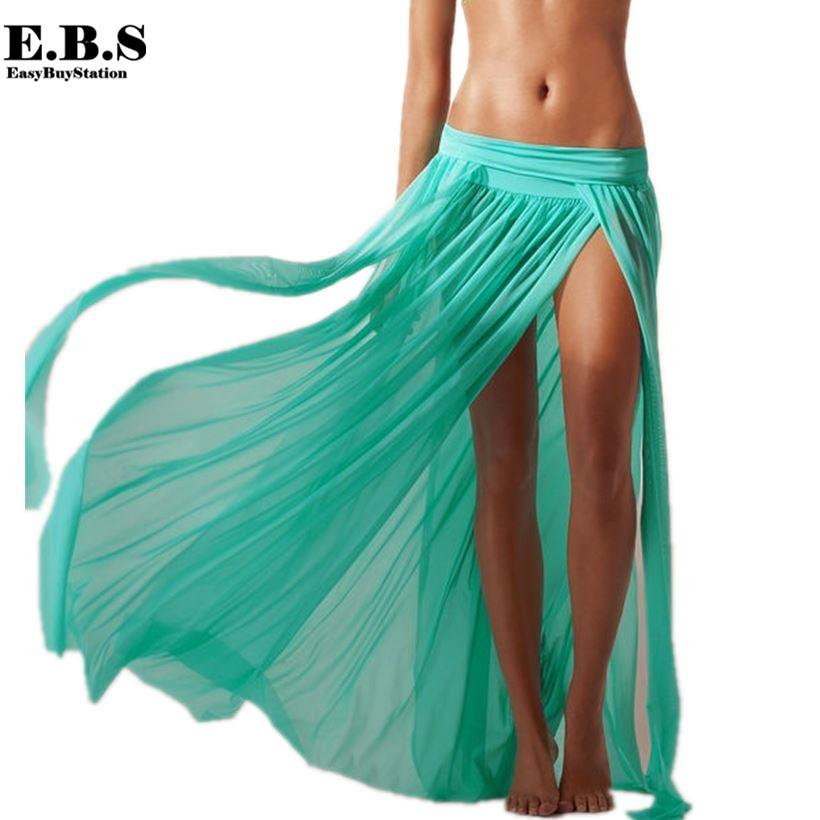 New 2015 Fashion Swimwear Bikini Beach Cover Up Skirt Women Beach Skirt Swim Cover Up Beachwear,Women Beach Wear 5 Colors(China (Mainland))