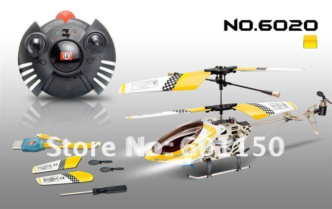 2013 TOP SELLER 3 channel RC Helicopter Radio control toys, 50% discount between China new year, only $18.99 6020, free shipping