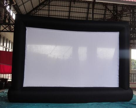 5*3m Giant Inflatable Movie Screen, Outdoor Inflatable Screen(China (Mainland))