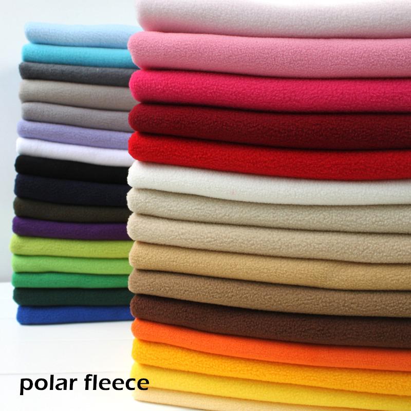 POLAR FLEECE fabric 100% polyester yarn short plush fleece antipilling for garment lining carpet jacket glove hat pillow cushion(China (Mainland))