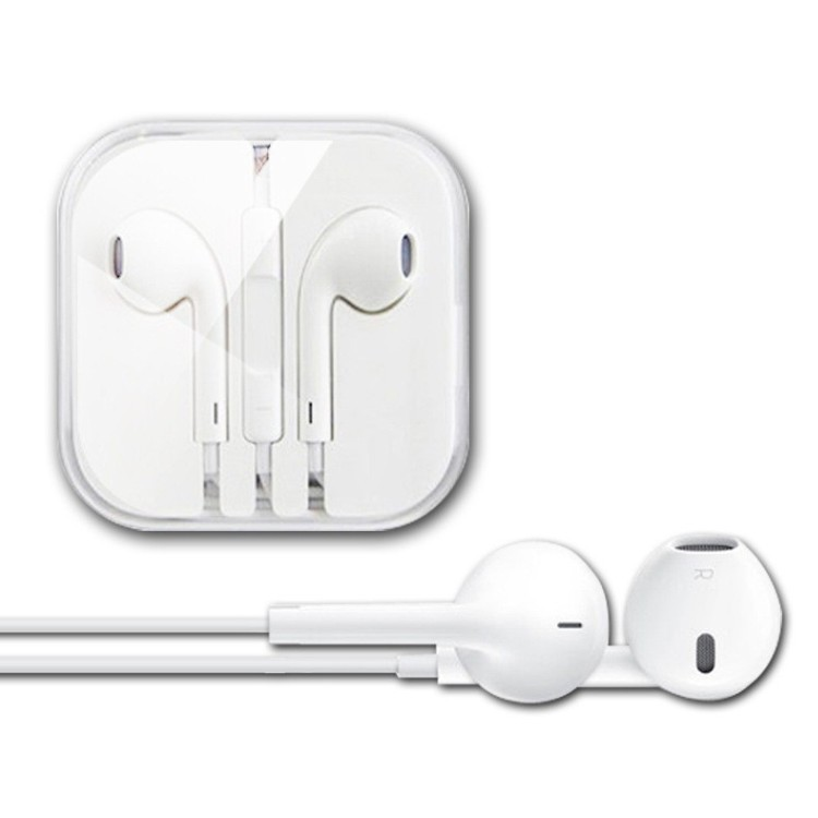 Original Brand New for Apple Headset Earpods For fone de ouvido iPhone 5 5S 5C Mobile Phone Headphones Earphone Free Shipping(China (Mainland))