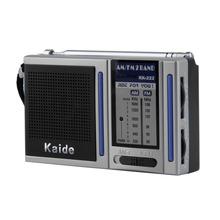 2016 Newest KK-222 AM FM 2 Band Portable Pocket Radio Analog & Speaker Mini Broadcasting(China (Mainland))