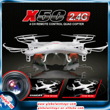 Hot Sale SYMA X5C 2 4G 4CH 6 Axis Remote Control Quadcopter Aircraft with 2 0M