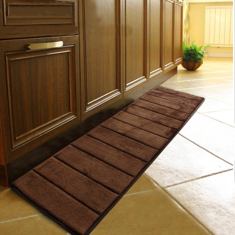 50*120CM (19.68*47.24 In) Kitchen Rugs And Carpets Memory