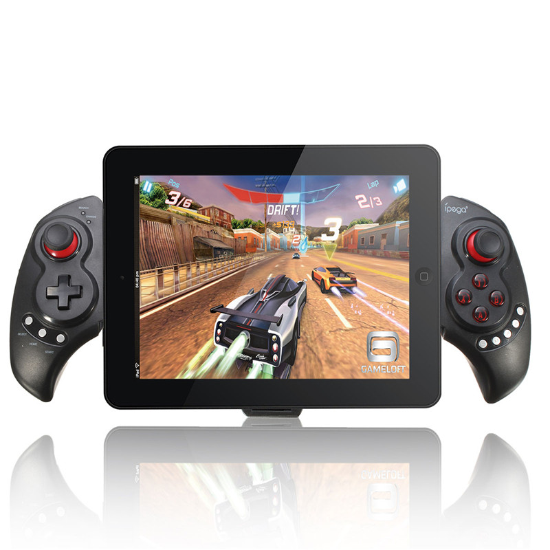 IPEGA 9023 Bluetooth Telescopic Wireless Game Pad Gamepad Joypad Gaming Controller Controle For Android For iOS Mobile Phone(China (Mainland))
