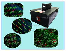 4Pcs/Lot High Quality Cheap Price 45mW@532nm Green Laser;100mW@650nm Red Laser,90V-240V Laser Light Sound Activated Auto Play(China (Mainland))