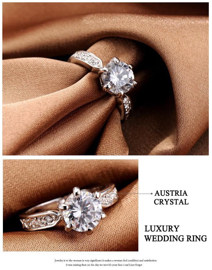 Королевское кольцо Italina фото