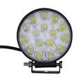 10pcs 48w H8 Led Round Work Lights 12v Day Light Led Car Headlight Flexible Daytime Running