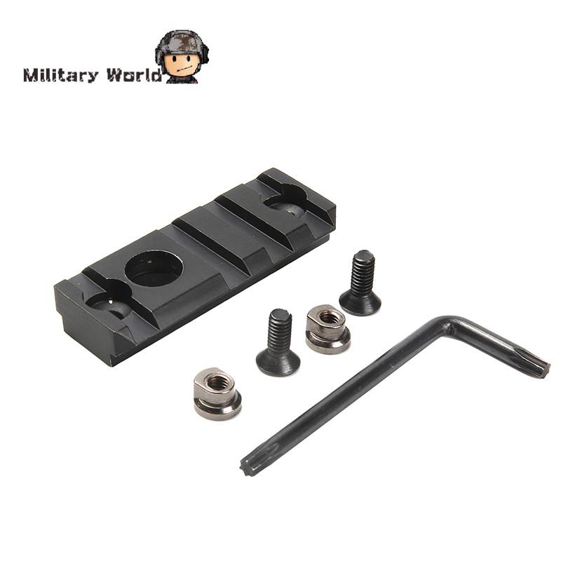 Aluminium Alloy Picatinny Weaver 55mm 4 Slots Rail Mount Base Laser Sight Scope Flashlight Base Adapter Hunting Accessories(China (Mainland))