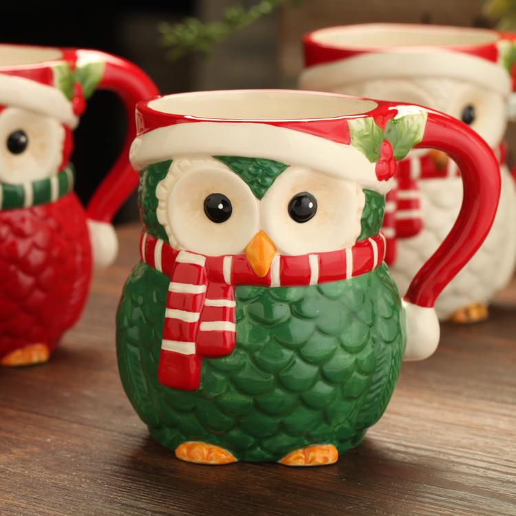 TASSES DE CAFE - Page 37 2015-new-cartoon-zakka-creative-ceramic-cup-animals-owl-breakfast-cup-coffee-milk-tea-mugs-font