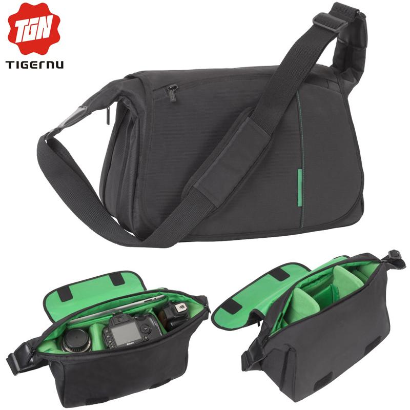 2016 Men Messenger Camera Bag Brand Camera/Video Bags Photo Bag Women Waterproof D3100 3200 Digital DSLR Camera Shoulder Bags(China (Mainland))